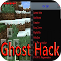 Download Full Ghost Hack Mod for MCPE 1.8 APK