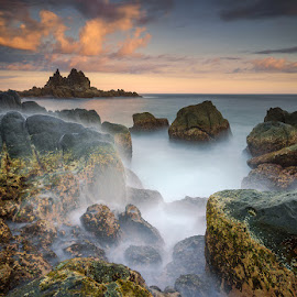 Encore by Jose Hamra - Landscapes Waterscapes ( jagog, waterscape, sunset, sunrise, lombok, landscape,  )