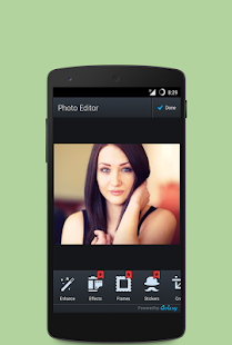 Camera Retrica Editor - screenshot