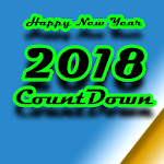 Happy New Year 2019 CountDown Icon