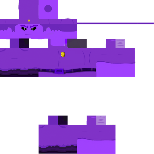 Fnaf Purple Nova Skin - Skins para minecraft pe de fnaf