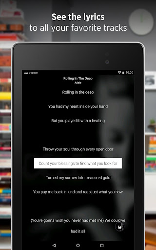 Deezer: Music&Song Streaming screenshot 14