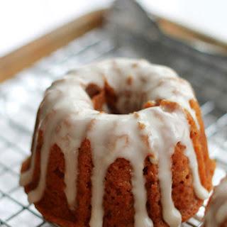 Mini Pumpkin Cakes Recipes