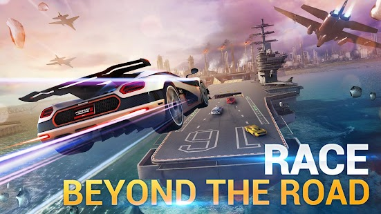 Asphalt 8: Airborne for Lollipop - Android 5.0