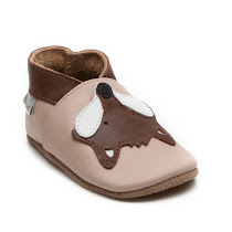 Bobux Fox Milk Slip On PRAM FOX