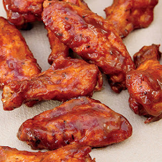 Smoked Whiskey Wings