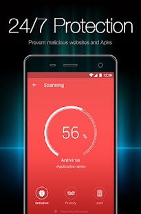App Hi Security Lite - Antivirus, Booster & App Lock apk for kindle fire