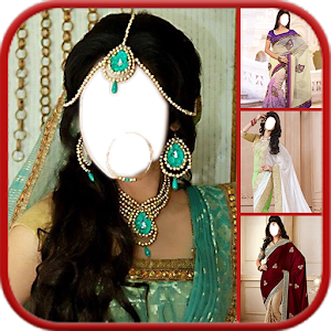 Indian Bride Photo Montage