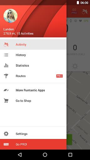 Runtastic Road Bike Cycling GPS Tracker screenshot 6