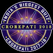 Crorepati 2018 Hindi & English Quiz Game