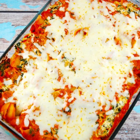 Stuffed Shells Casserole