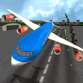 Game Airplane Pilot Simulator 3D APK for Kindle