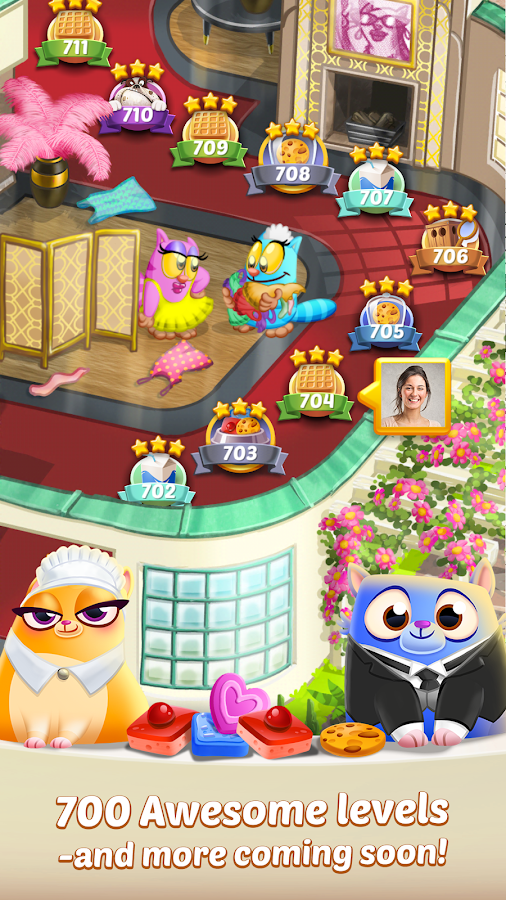 Cookie Cats Screenshot 1