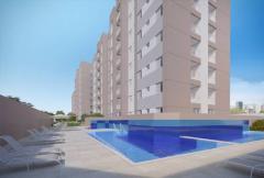 Apartamento com 2 dormitórios à venda, 50 m²  - Bairro da Mina - Itupeva/SP