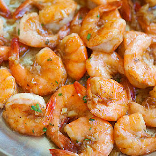 Hawaiian Shrimp Scampi Recipe (Giovanni's Shrimp Scampi)