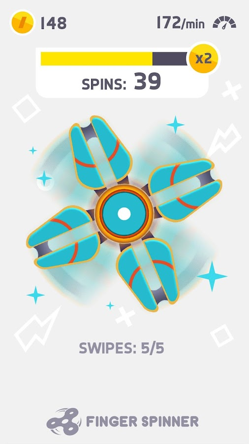 Fidget Spinner android spiele download