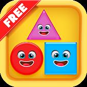 Shapes Puzzles for Kids APK for Bluestacks