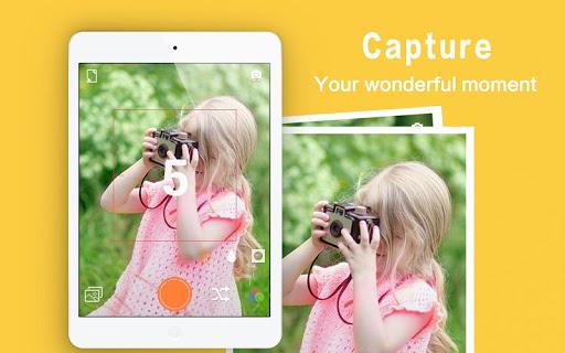 HD Camera Selfie Beauty Camera screenshot 21