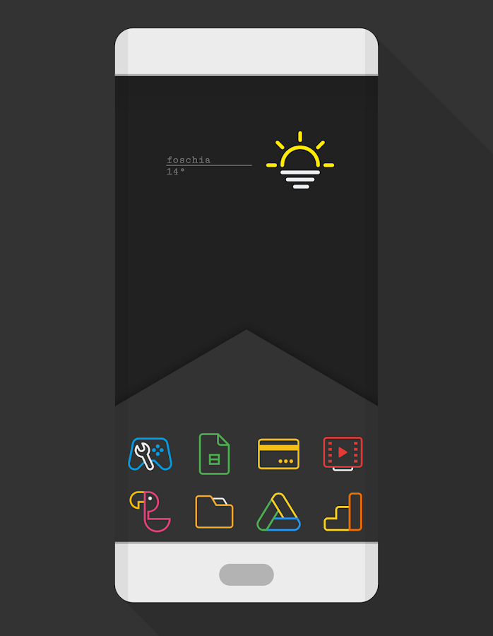 TwoPixel - Icon Pack Screenshot 1