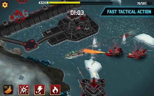 Fortress: Destroyer - screenshot