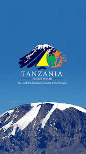 Official Tanzania Tourism - screenshot