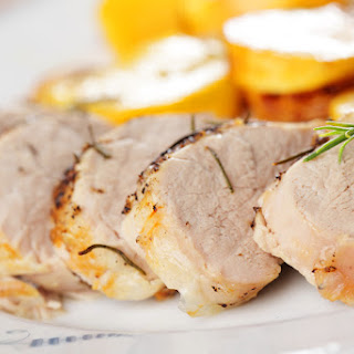 Almond Sauce Pork Tenderloin Recipes