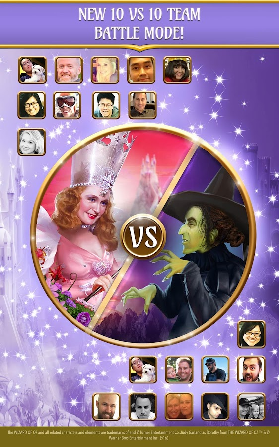 Wizard of Oz: Magic Match Screenshot 6