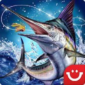 Game Ace Fishing: Wild Catch APK for Kindle