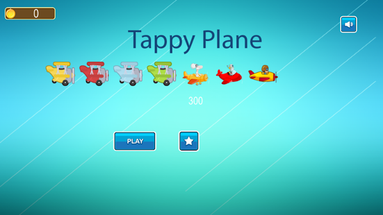Tappy Plane - screenshot