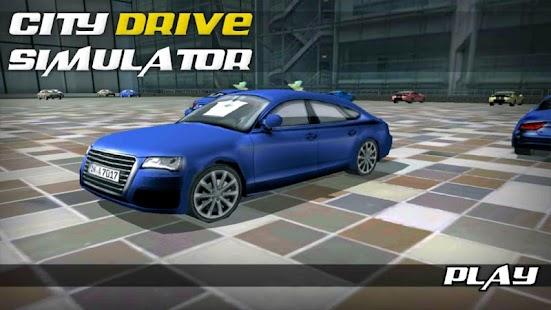 city drive simulator