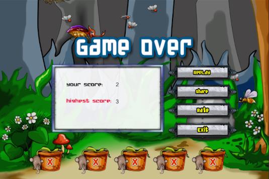 5 Flytrap apk screenshot
