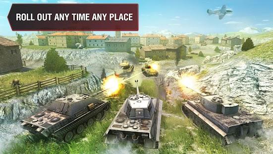 Free World of Tanks Blitz APK for Windows 8
