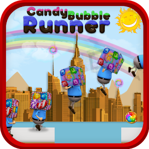Candy Bubble Runner