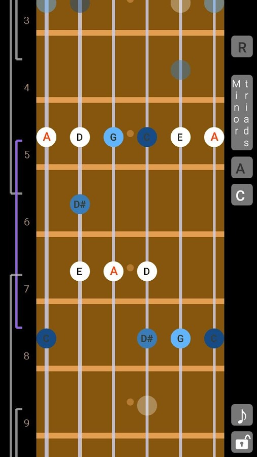 Guitar Scales & Patterns Screenshot 3