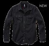 Brandit Ladies Vintageshirt longsleeve - Brandit - чёрный