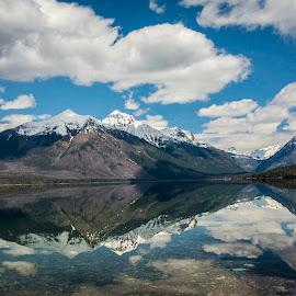 Glacier national park,Montana by Duane Deboer - Landscapes Waterscapes