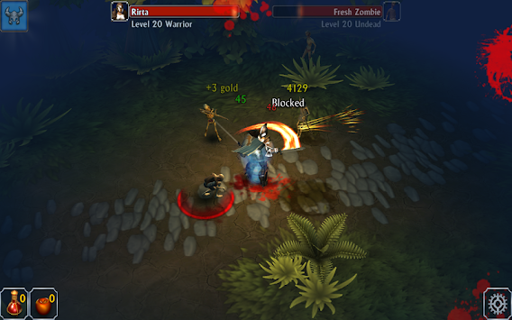 mage et sbires apk screenshot