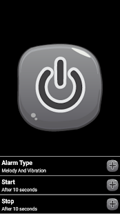 Lookout Security Phone Alarm - screenshot