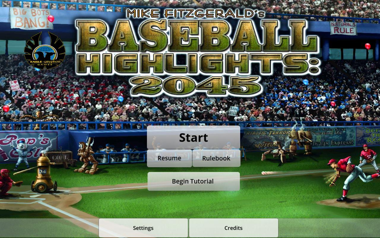 Baseball Highlights 2045 Screenshot 6