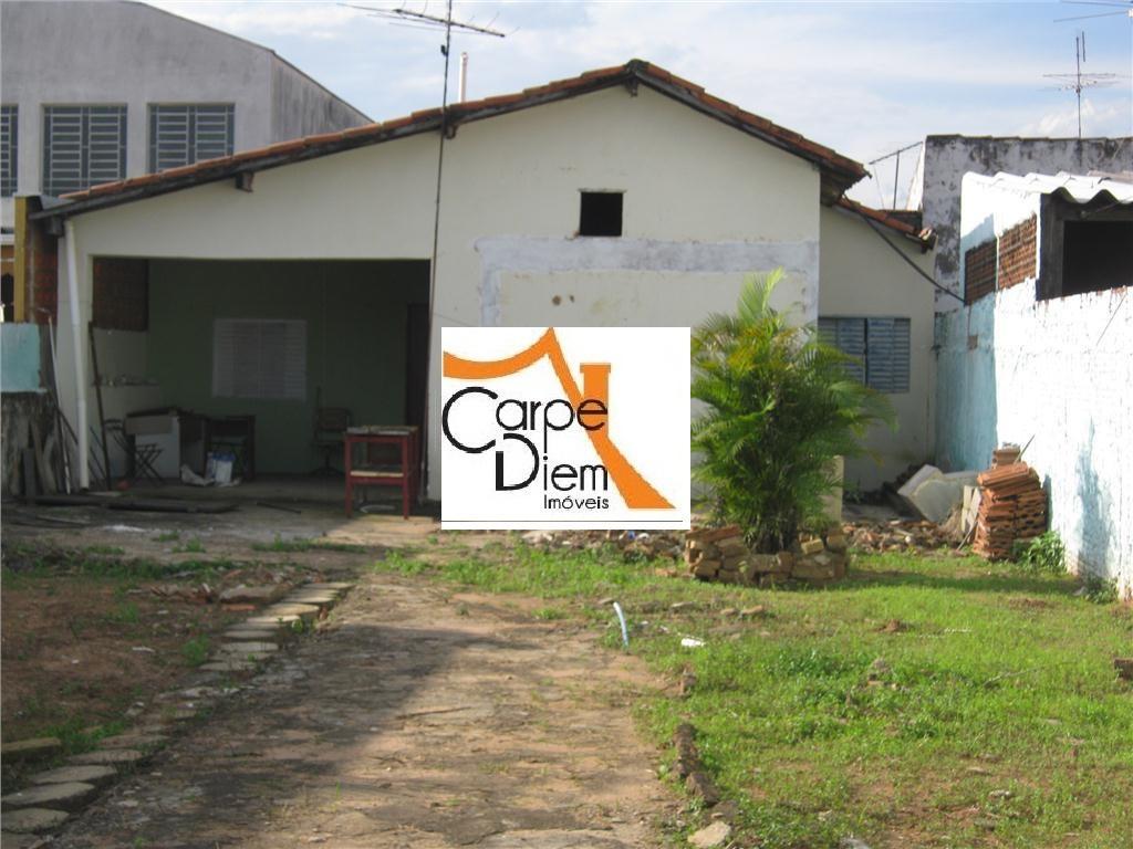 Terreno, Jardim Santana, Campinas (TE0591)