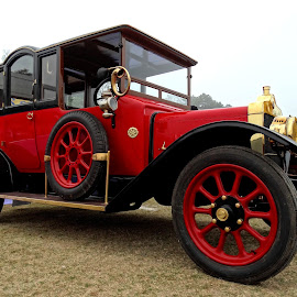 Vintage Beauty by Gautam Tarafder - Transportation Automobiles