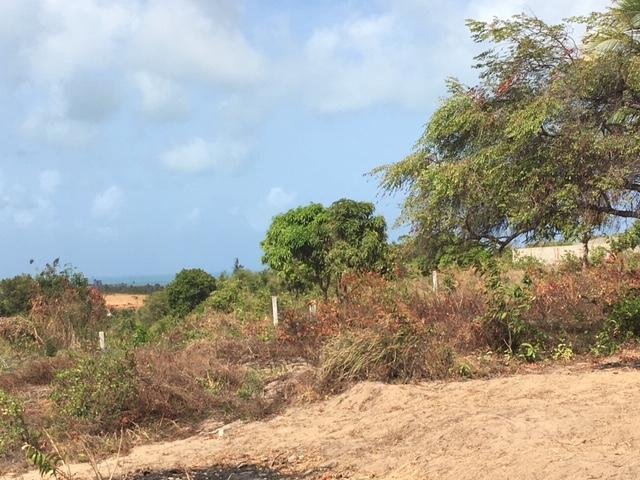 Terreno à venda, 300 m² por R$ 18.000,00 - Carapibus - Conde/PB