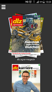 dlz agrarmagazin - screenshot