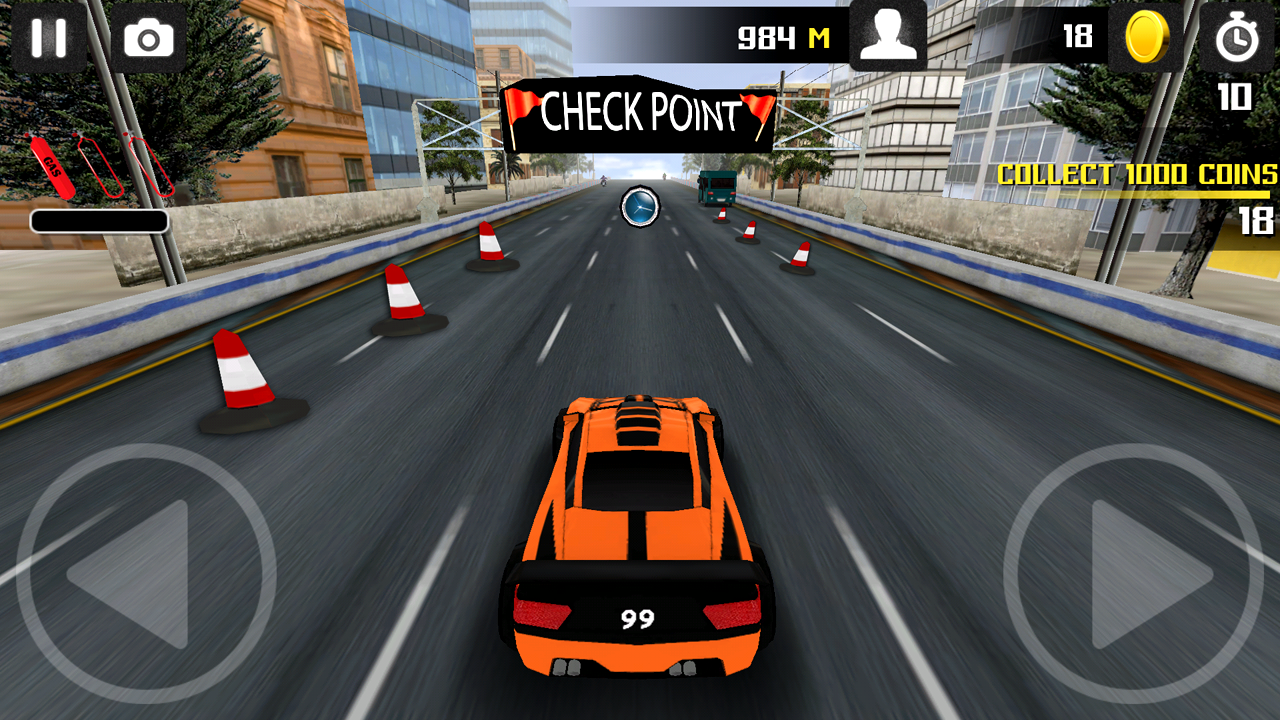 Car Racing Mania 2016 Screenshot 3