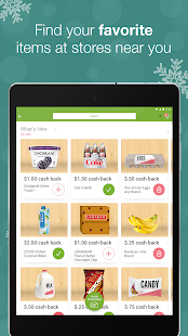 App Ibotta: Cash Savings & Coupons APK for Kindle