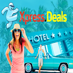 Hotel Booking Xpress Deals Icon