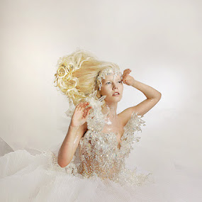 Ice Queen II by Jan Michael Vincent Castillo - People Fashion ( gothercole, michael, rocky, pokleng, castillo, vincent, jan )