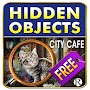 Hidden Objects City Cafe
