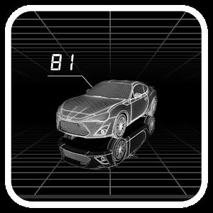 Gridline - theme for CarWebGuru launcher For PC