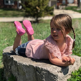 Hi by Debra Rebro - Babies & Children Children Candids